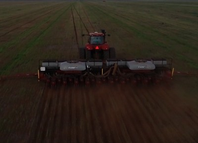 agricultura-soja-plantio-indigena (Foto: Reprodução)