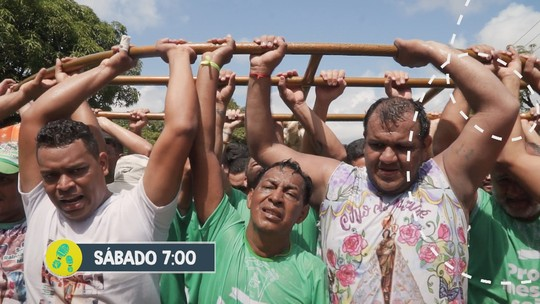 'Partiu Amazônia' acompanha Círio de Nazaré de Macapá