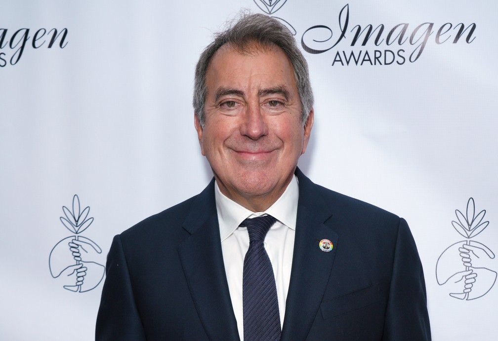 Entre os trabalhos de Kenny Ortega se destacam 'High School Musical', 'Descendentes' e o documentário 'This Is It' — Foto: JC Olivera/Getty Images North America/AFP