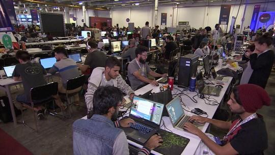 Campus Party reúne tecnologia e oportunidade de fazer networking