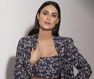 Thaila Ayala está cotada para a série 'Coisa mais linda' (Divulgação/Alex Santana)
