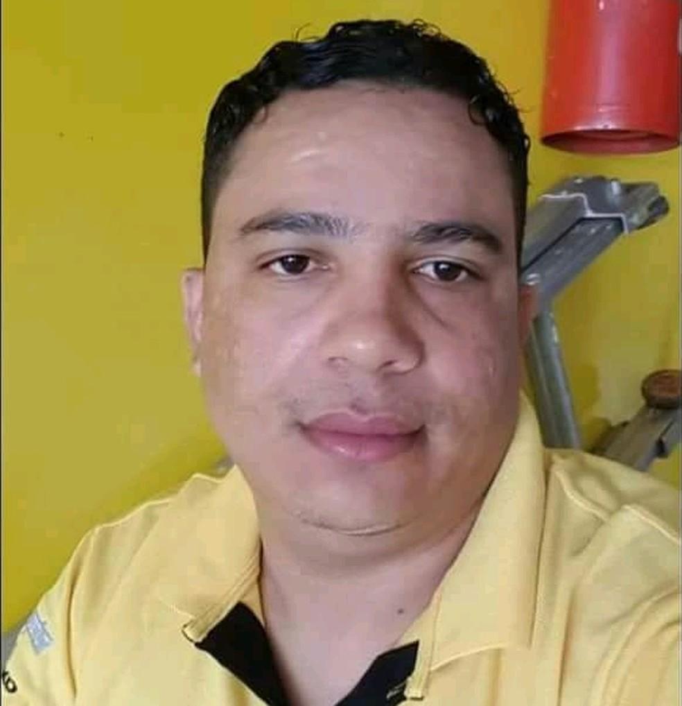 Empresário morreu após 18 dias internado (Foto: Arquivo Pessoal)