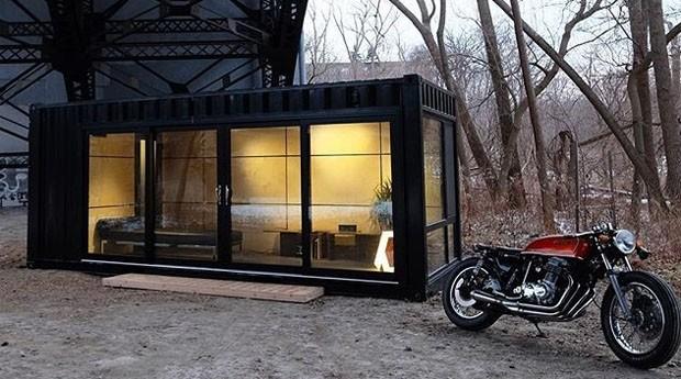 O luxo é uma marca do Tiny Urban Escapes (Foto: Divulgação )