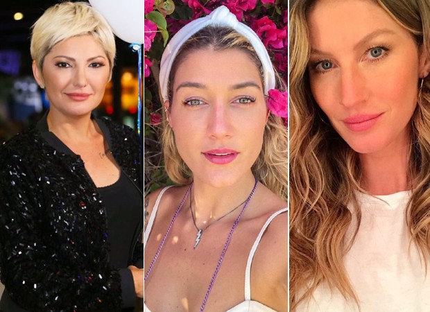 Antonia Fontenelle, Gabriela Pugliese e Gisele Bündchen: adeptas da aromaterapia (Foto: Reprodução/Instagram)