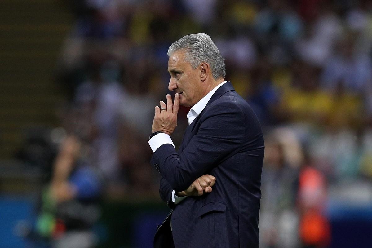 Tite assumiu a seleção brasileira em 2016, depois de trajetória vencedora no Corinthians (Foto: Getty Images)