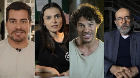 Thiago Martins, José Loreto, Monica Iozzi e Osmar Prado participam da segunda temporada de 'Carcereiros'