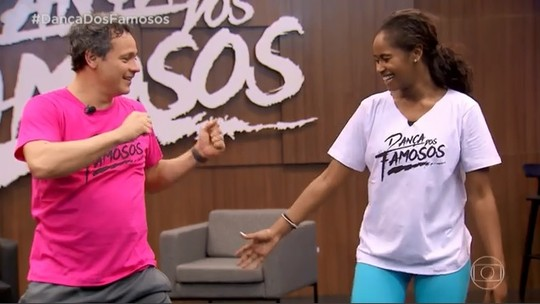 'Dança dos Famosos': confira os ensaios do time masculino para o country
