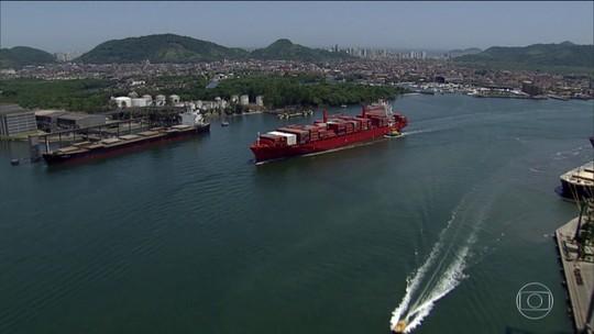 Tribunal de Contas da União manda o contrato do Grupo Libra no porto de Santos