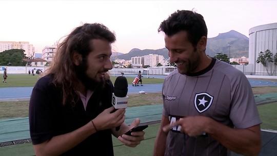Alberto Valentim ajuda Cartolouco a escalar seu time para a rodada #2