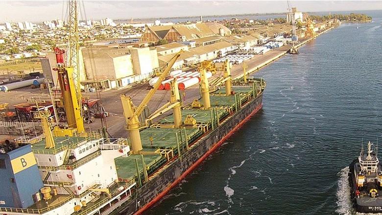 Porto de Rio Grande (RS) (Foto: Divulgação)