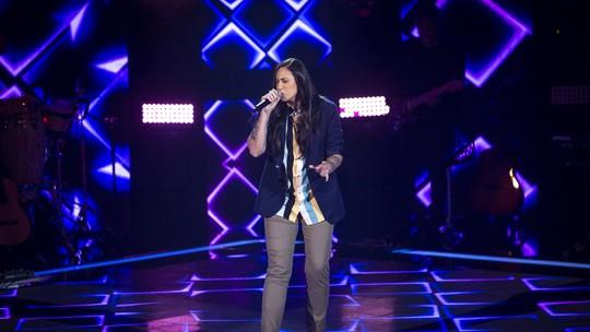 Pâmella Lopes está no Time Lulu, confira a estreia da participante no 'The Voice Brasil'