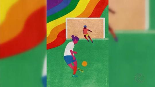 Brasileira vence concurso mundial de cartazes para Copa do Mundo feminina