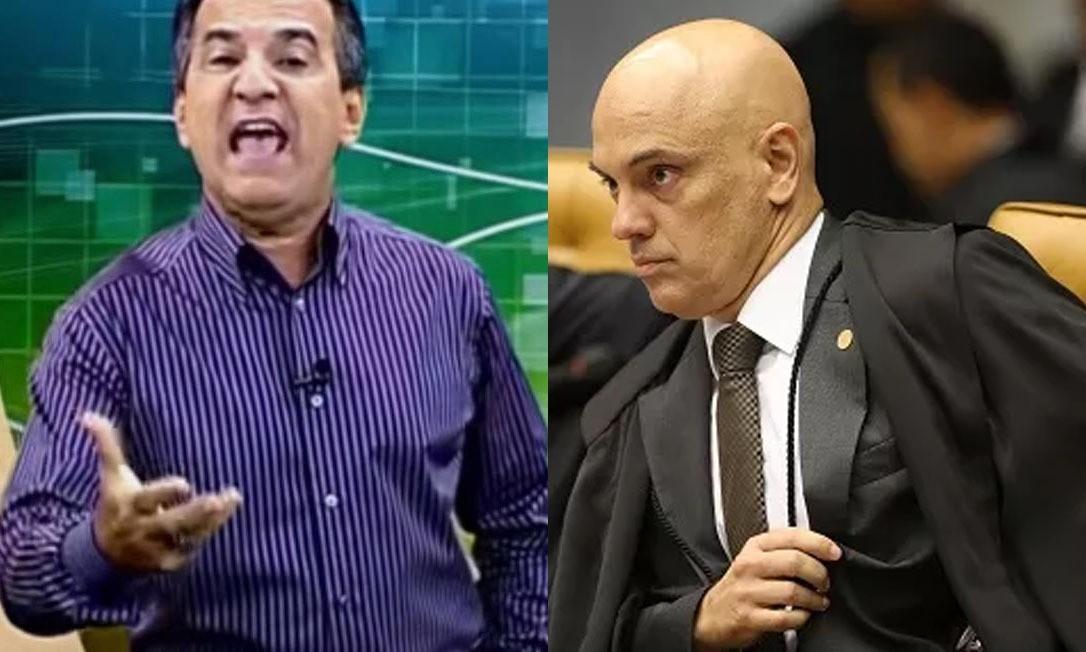 """O pastor chamou o ministro do STF de """"ditador de toga"""""""