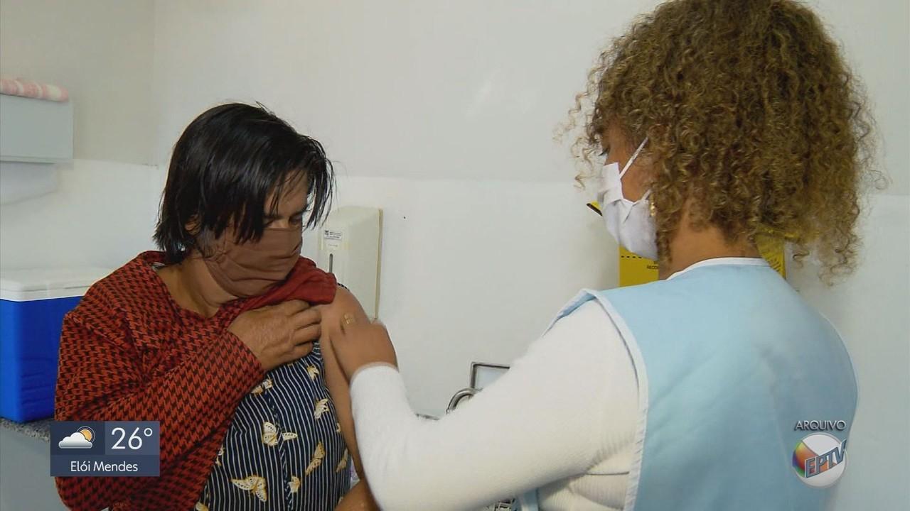 Campanha de vacinação contra a gripe tem início na próxima segunda-feira (12)