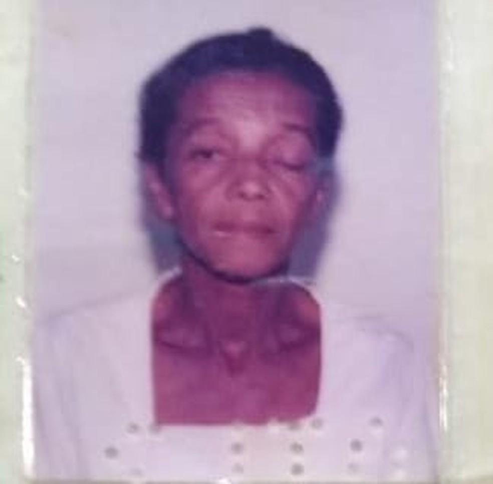 Angélica Arcanja Negreiro morreu por Covid-19 aos 77 anos — Foto: Divulgação