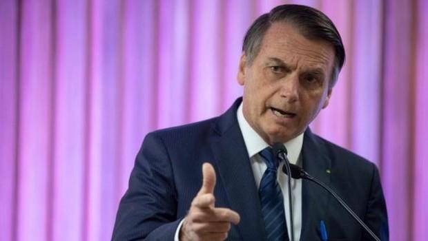 Bolsonaro admitiu durante a campanha que não entendia nada sobre economia (Foto: AFP via BBC)