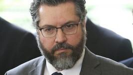 Ernesto Araújo assume Relações Exteriores (Valter Campanato/Agência Brasil)