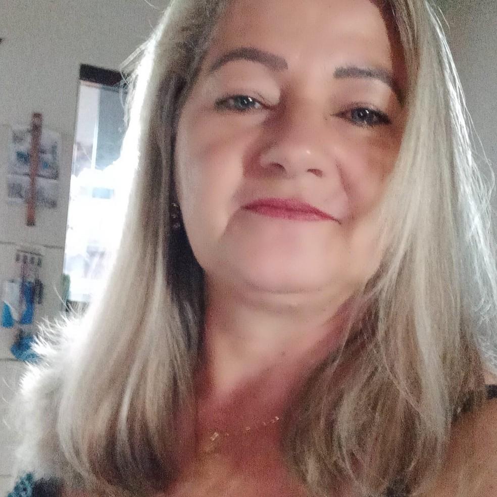 Nice morreu na noite de segunda-feira em Rondônia — Foto: Redes sociais