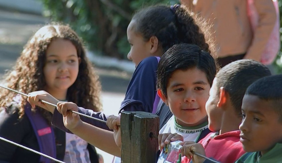 Local recebe visitantes da cidade e também da região  (Foto: Fernando Savioli/ TV TEM )