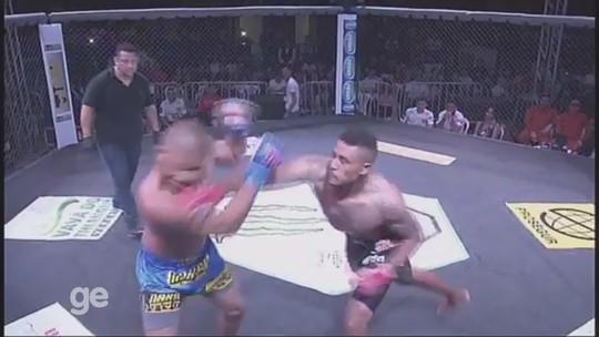 MMA: confira os vencedores do Bope Combat; Jorge Marreta vence a luta principal aos 14s