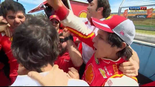Valdeno faz a pole em Cascavel; líder da temporada, Marcos Gomes é sexto