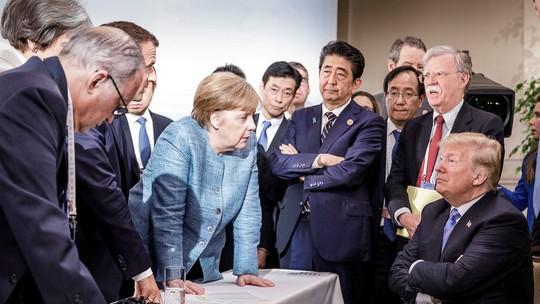 Foto: (Bundesregierung/Jesco Denzel/Handout via REUTERS)