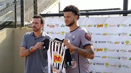 Treinando desde maio, Votuporanguense apresenta trio para a Copa Paulista
