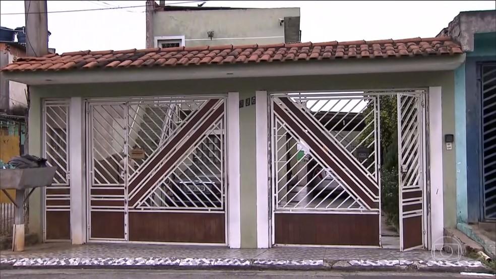 Casal morava com filho em Guarulhos — Foto: Reprodução/TV Globo