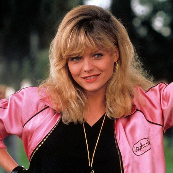Michelle Pfeiffer - 'Grease 2: Os Tempos da Brilhantina Voltaram' (1982) (Foto: Divulgação)