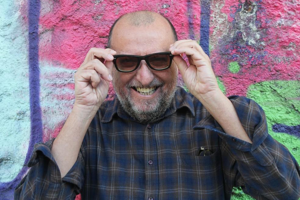 Bate-papo com o escritor Xico Sá é atração no segundo dia do evento. (Foto: Divulgação)