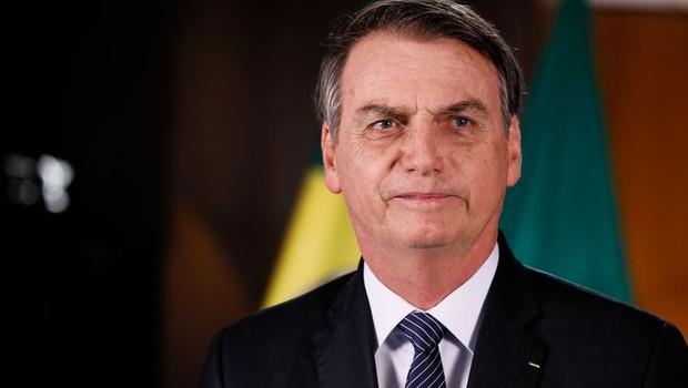 Jair Bolsonaro  (Foto: Agência Brasil / Isac Nóbrega/PR)