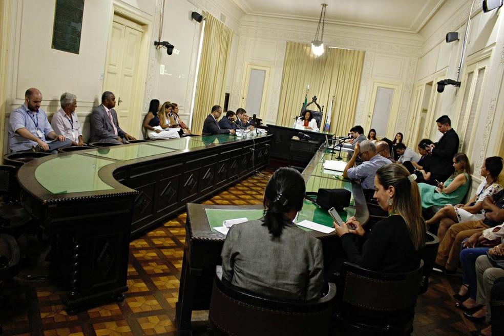 Relatório da CPI do Hospital da Mulher de Cabo Frio, RJ, foi divulgado nesta quinta-feira (31) — Foto: Renata Souza/Divulgação