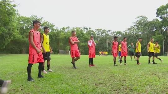 Galvez entra na 2ª semana de preparação para Copa São Paulo 2020 priorizando parte física