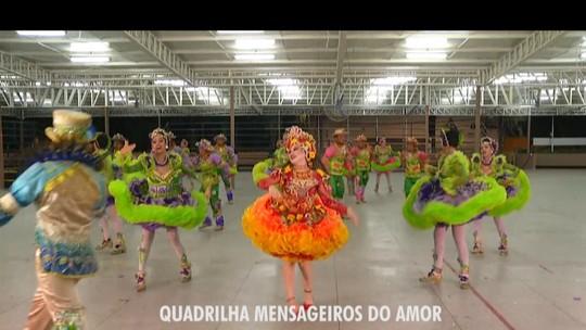 É do Pará realiza o tradicional concurso de quadrilhas de São João