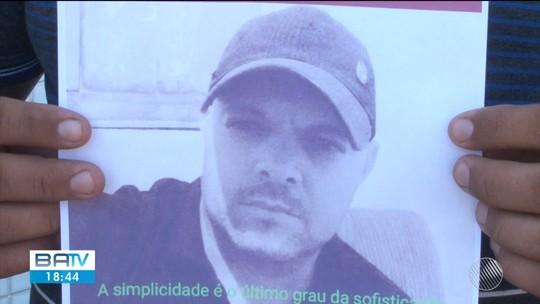 Família procura por caminhoneiro que desapareceu na BA; irmão diz que ele ligou afirmando que estava sendo perseguido