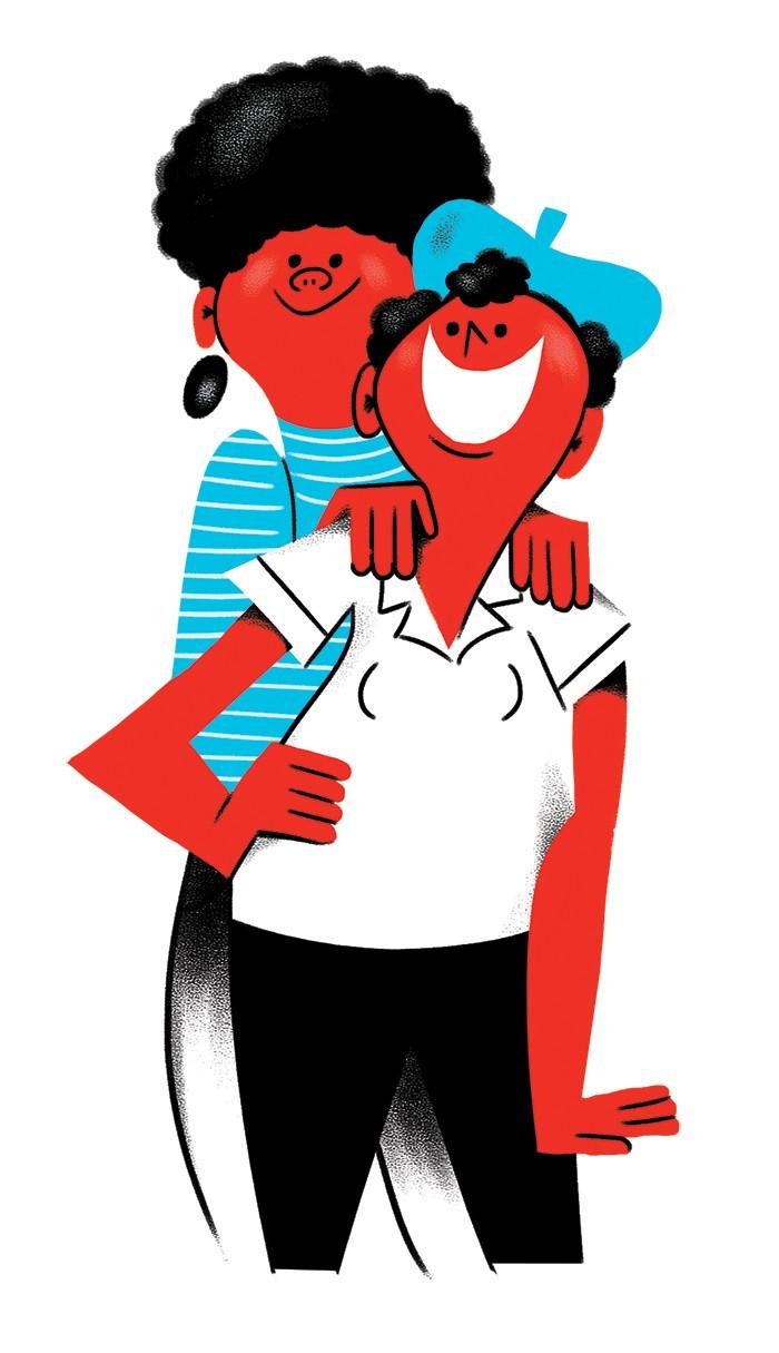 Empodere Mulheres (Ilustração Bernardo França) (Foto: Empodere Mulheres (Ilustração Bernardo França))