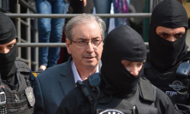 Fachin envia a Moro denúncia contra Cunha, Alves, Geddel e Loures