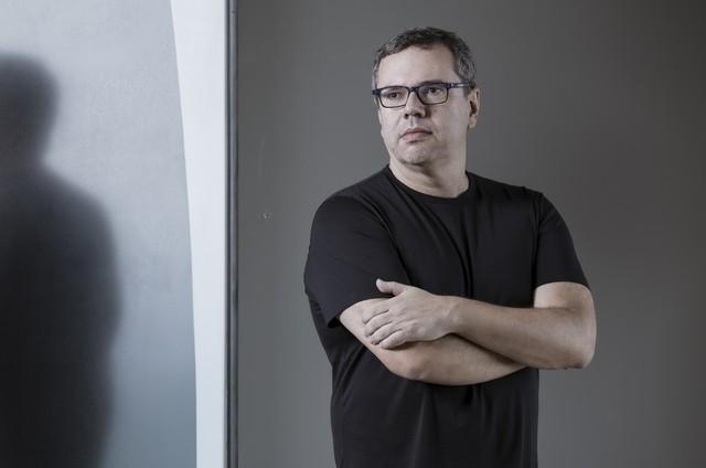 João Emanuel Carneiro (Foto: Leo Martins-03-10-2019)
