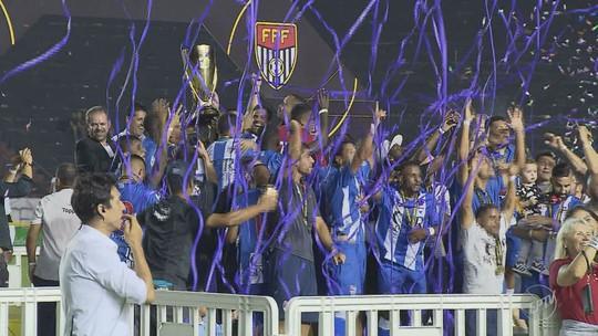 Visitante indigesto, Nacional frustra Limeirão, bate Inter e fica com título da A3