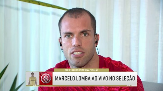 Lomba: permanência de Hellmann foi fundamental para boa temporada do Inter