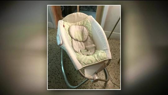 Fabricante decide recolher cadeiras de ninar após morte de 30 bebês