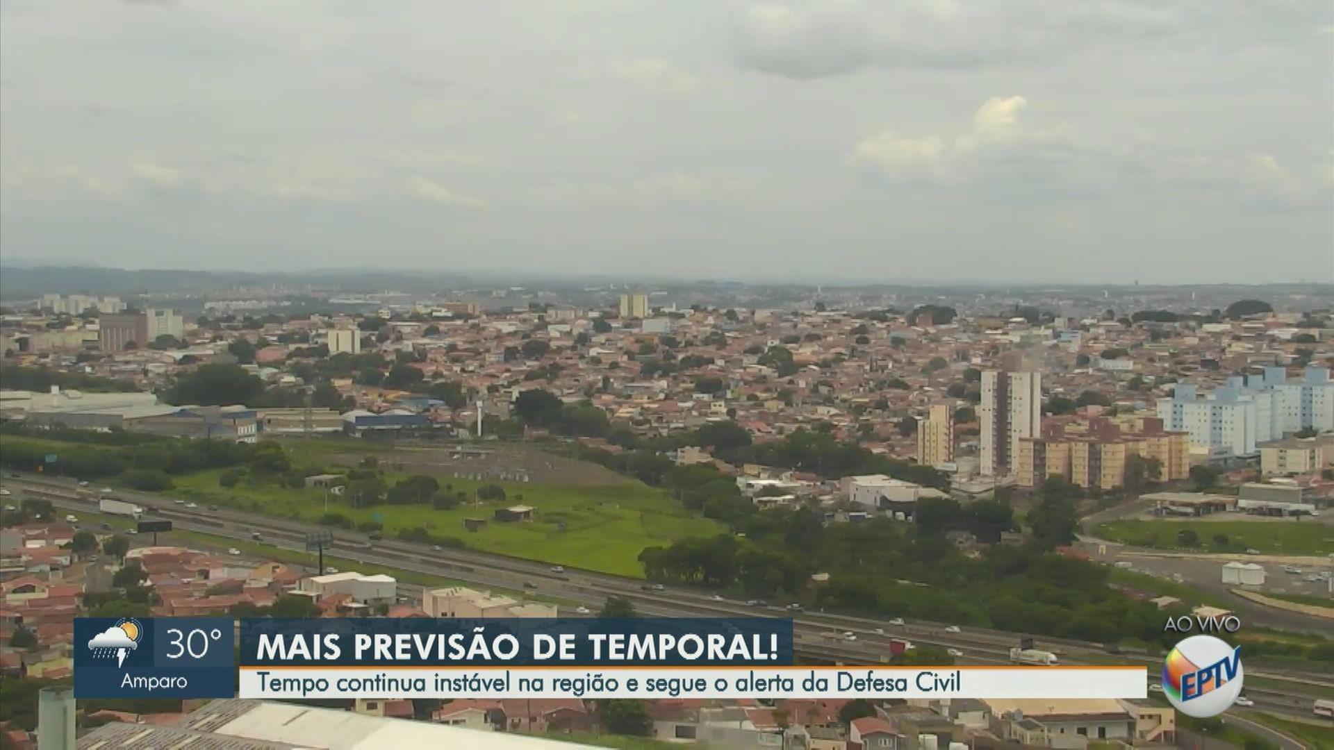 VÍDEOS: EPTV 1 região de Campinas desta terça-feira, 26 de janeiro