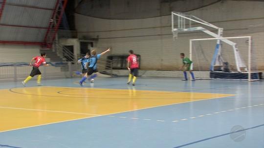 Festa em família na 15° rodada da Copa da Juventude em Campo Grande