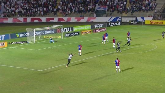 Paraná 0 x 1 Figueirense: assista aos melhores momentos e o gol