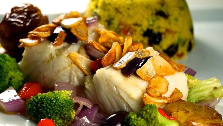 bacalhau-lagareiro-the-bakers-receita (Foto: Dany Geller)