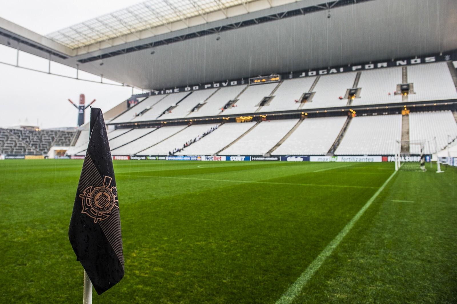 Caixa Econômica Federal avisa que executará dívida da Arena Corinthians; confira o valor
