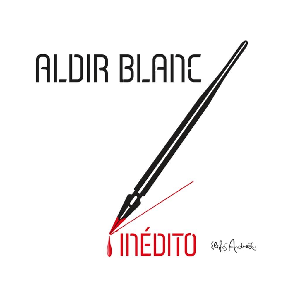 Elifas Andreato assina a capa do álbum que apresenta 12 letras inéditas de Aldir Blanc | Blog do Mauro Ferreira | G1