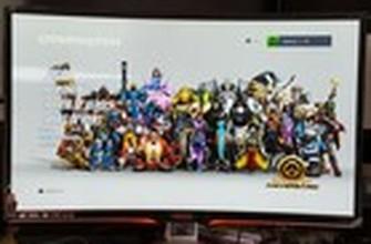 Monitor gamer Agon AG322FCX