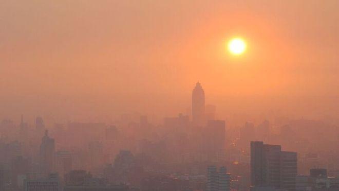 Aquecimento acima de 2ºC de níveis pré-industriais pode levar planeta a caminho sem volta, dizem cientistas (Foto: Getty Images via BBC)