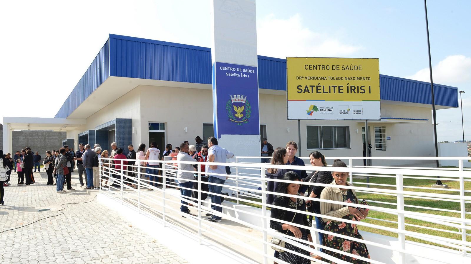 IPTU ajuda a ampliar rede básica de saúde na região do Campo Grande - Noticias